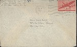 Jack P. Bell World War Two Correspondence #515
