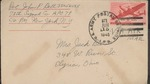 Jack P. Bell World War Two Correspondence #516