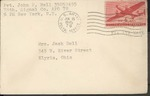Jack P. Bell World War Two Correspondence #517