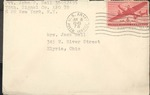 Jack P. Bell World War Two Correspondence #518