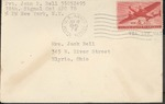 Jack P. Bell World War Two Correspondence #519