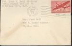 Jack P. Bell World War Two Correspondence #519