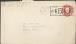 Jack P. Bell World War Two Correspondence #521