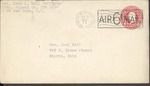 Jack P. Bell World War Two Correspondence #522