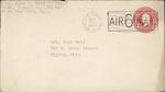 Jack P. Bell World War Two Correspondence #523