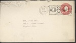 Jack P. Bell World War Two Correspondence #525