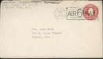 Jack P. Bell World War Two Correspondence #526