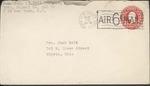 Jack P. Bell World War Two Correspondence #526