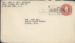 Jack P. Bell World War Two Correspondence #528