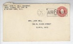 Jack P. Bell World War Two Correspondence #529