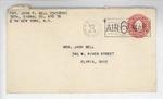 Jack P. Bell World War Two Correspondence #529