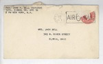 Jack P. Bell World War Two Correspondence #531