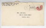 Jack P. Bell World War Two Correspondence #531