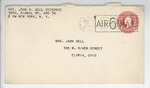 Jack P. Bell World War Two Correspondence #532