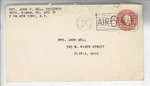 Jack P. Bell World War Two Correspondence #533