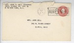Jack P. Bell World War Two Correspondence #534