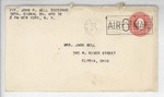 Jack P. Bell World War Two Correspondence #535