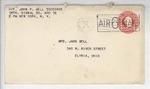 Jack P. Bell World War Two Correspondence #535