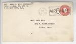 Jack P. Bell World War Two Correspondence #537