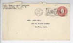 Jack P. Bell World War Two Correspondence #538