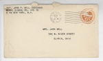 Jack P. Bell World War Two Correspondence #540