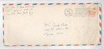 Jack P. Bell World War Two Correspondence #541