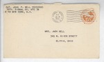 Jack P. Bell World War Two Correspondence #543