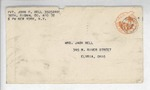 Jack P. Bell World War Two Correspondence #544