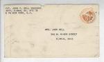 Jack P. Bell World War Two Correspondence #544