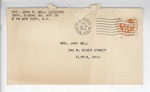 Jack P. Bell World War Two Correspondence #546