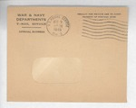 Jack P. Bell World War Two Correspondence #547