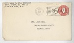 Jack P. Bell World War Two Correspondence #550