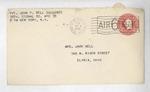Jack P. Bell World War Two Correspondence #551