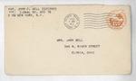 Jack P. Bell World War Two Correspondence #552