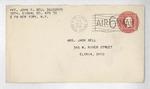 Jack P. Bell World War Two Correspondence #553