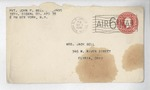 Jack P. Bell World War Two Correspondence #555