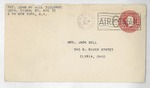 Jack P. Bell World War Two Correspondence #556
