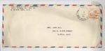 Jack P. Bell World War Two Correspondence #557