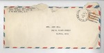 Jack P. Bell World War Two Correspondence #559