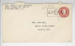 Jack P. Bell World War Two Correspondence #565
