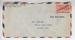 Jack P. Bell World War Two Correspondence #568