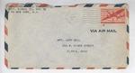 Jack P. Bell World War Two Correspondence #568