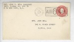 Jack P. Bell World War Two Correspondence #572