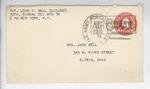 Jack P. Bell World War Two Correspondence #574