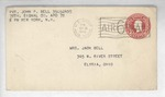 Jack P. Bell World War Two Correspondence #576