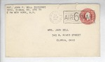 Jack P. Bell World War Two Correspondence #578