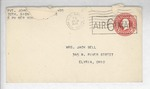 Jack P. Bell World War Two Correspondence #579