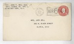 Jack P. Bell World War Two Correspondence #581