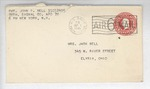 Jack P. Bell World War Two Correspondence #582