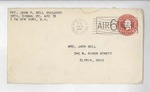 Jack P. Bell World War Two Correspondence #583